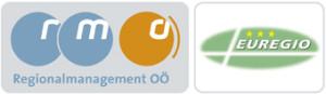 EUREGIO / RM OÖ Logo